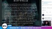 GRTV News - Kami mendiskusikan kesuksesan dari game buatan Amazon, New World.