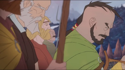 The Banner Saga 2 - Announcement Trailer