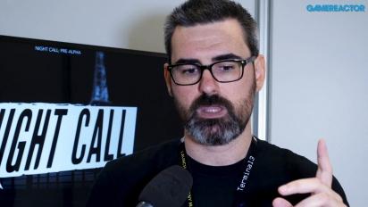 Night Call - Wawancara Laurent Victorino