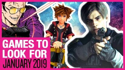 Rekomendasi Game Januari 2019