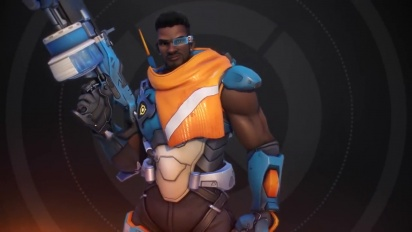 Overwatch - Developer Update: Introducing Baptiste