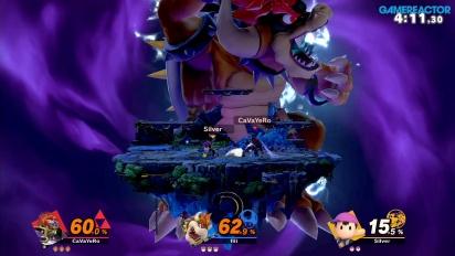 Super Smash Bros. Ultimate - Gameplay: Lagfest