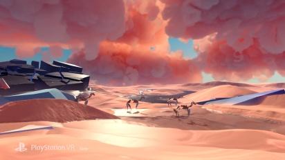 Paper Beast - Trailer PSVR