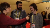 Soup Raiders - Wawancara Elias Farhan dan Alexis Simonetta