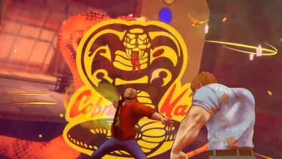Cobra Kai: The Karate Kid Saga Continues Launch Trailer
