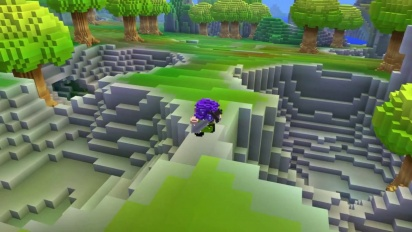 Cube World - Trees, Water and New Animations Trailer