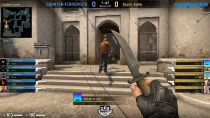 OMEN by HP Liga - Div 7 Round 2 - evisual vs team_kkona - Dust2