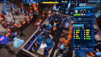 Spacebase Startopia - Demo Gameplay dengan Komentar