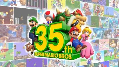 Super Mario Bros. 35th Anniversary - Direct