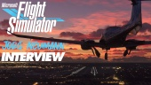 Microsoft Flight Simulator - Wawancara Jorg Neumann
