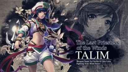 Soul Calibur VI - Talim Character Announcement Trailer
