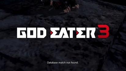 God Eater 3 - Take Back Our World Trailer