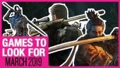 Rekomendasi Game Maret 2019