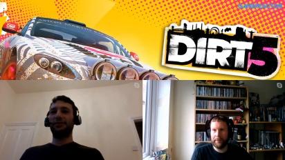 Dirt 5 - Wawancara Robert Karp dan Mike Moreton