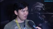 Conqueror's Blade - Wawancara Wang Xi