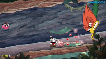Cuphead - Gameplay: Treetop Trouble Nintendo Switch