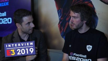 eFootball PES 2020 - Wawancara Lennart Bobzien