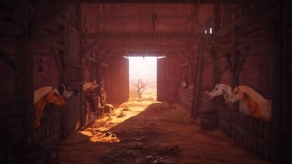 Cowboy Life Simulator - Announcement Trailer