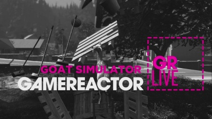 Goat Simulator - Livestream Replay