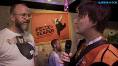 Felix the Reaper - Wawancara Esben Kjær Ravn