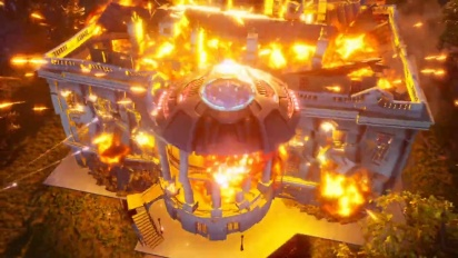Destroy All Humans! - Dependence Day Trailer