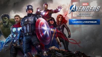 Marvel's Avengers - Tayangan Ulang Livestream Peluncuran