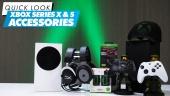 Aksesoris Xbox Series X/S- Unboxing