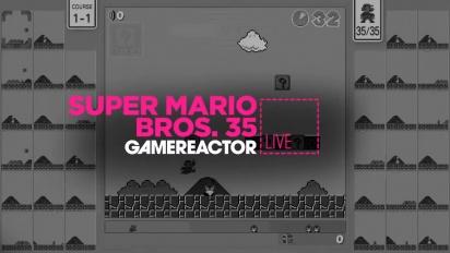 Super Mario Bros. 35 - Tayangan Ulang Livestream