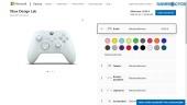 Memesan Kontroler Kustom Xbox Series baru