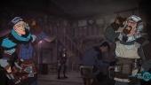 Griftlands: Nintendo Switch Edition - Announcement Trailer