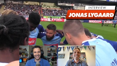 SønderjyskE Fodbold - Wawancara Jonas Lygaard