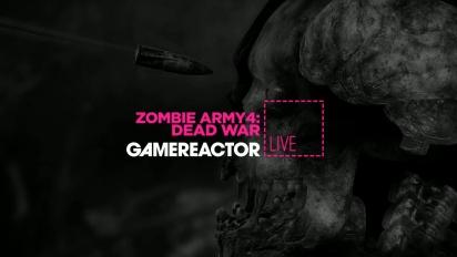 Zombie Army 4: Dead War - Tayangan Ulang Livestream