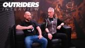 Outriders - Wawancara Rafal Pawlowski & Szymon Barchan