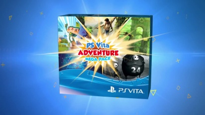 PS Vita - Adventure Mega Pack Trailer