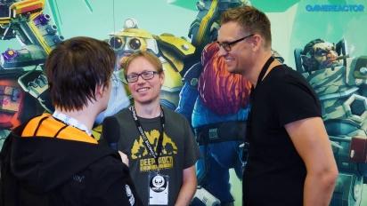 Deep Rock Galactic - Wawancara Søren Lundgaard & Mikkel Martin Pedersen