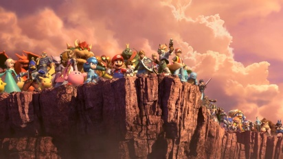 Super Smash Bros. Ultimate - World of Light Trailer