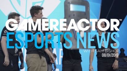 Berita Esport Gamereactor - 8 Januari 2019
