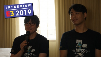 Black Desert Online - Wawancara Kwangsam Kim dan Yongmin Jo
