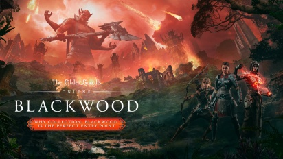 The Elder Scrolls Online - Kenapa Collection: Blackwood adalah titik masuk yang sempurna