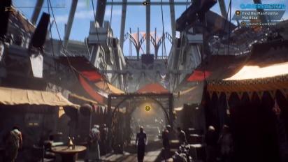 Anthem - Menjelajahi Fort Tarsis (Content Marketing #2)