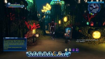 DC Universe Online for Nintendo Switch - Gameplay dengan Komentar