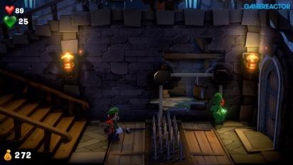 Luigi's Mansion 3 - E3 Demo Gameplay