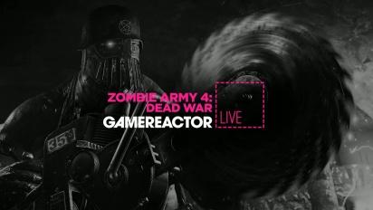 Zombie Army 4: Dead War - Tayangan Ulang Livestream 2