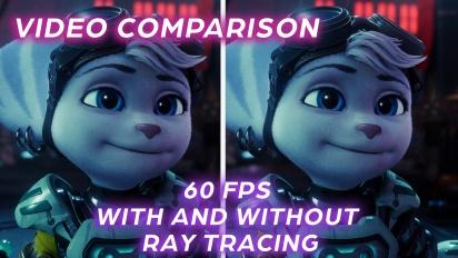Ratchet & Clank: Rift Apart - Perbandingan Performance Mode dan Performance Mode RT