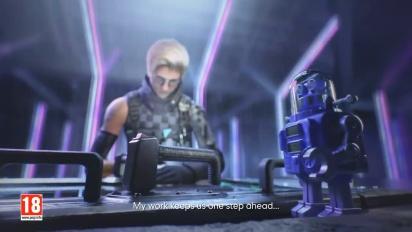 Rainbow Six Siege - Osa Teaser Trailer