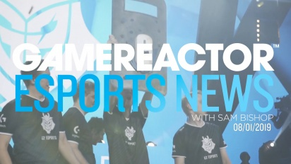 Gamereactor Esports News - 9 Januari
