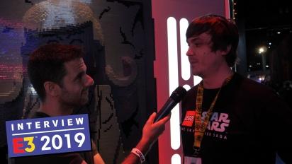 Lego Star Wars: The Skywalker Saga - Wawancara James Burgon