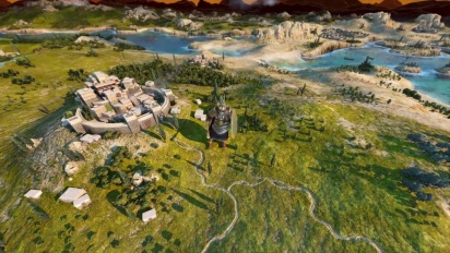 Total War Saga: Troy - Campaign Map Reveal
