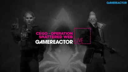 Counter-Strike: Global Offensive - Tayangan Ulang Livestream Operation Shattered Web