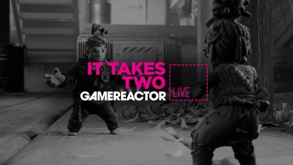 It Takes Two - Livestream Peluncuran